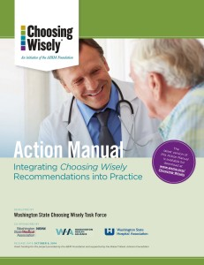 Choosing Wisely Action Manual