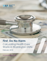 2018 Report: First, Do No Harm